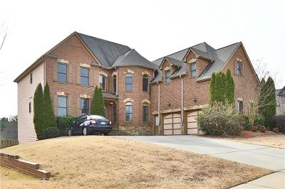 Buford Single Family Home For Sale: 2650 Moon Chase Lane
