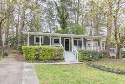 Atlanta Single Family Home For Sale: 2059 Lenox Road NE