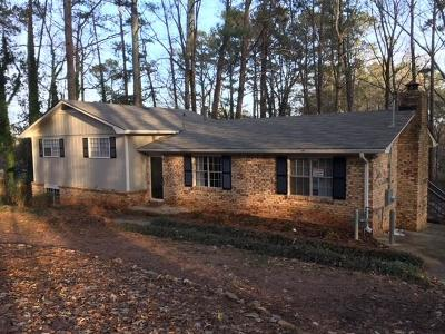 Woodstock Single Family Home For Sale: 860 Cherrydale Lane