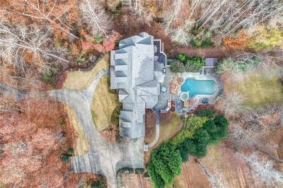 Woodstock Residential Lots & Land For Sale: 5111 Eubanks Road