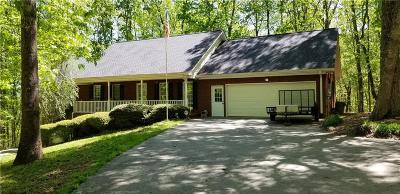 Lumpkin County Single Family Home For Sale: 100 Pfarner Road