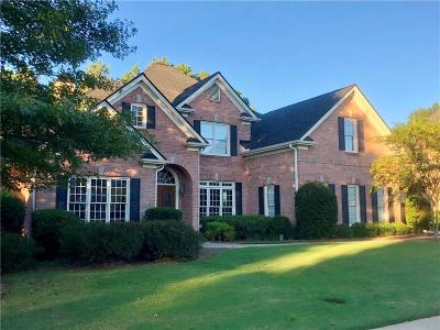 Dacula Single Family Home For Sale: 3700 Greenside Court