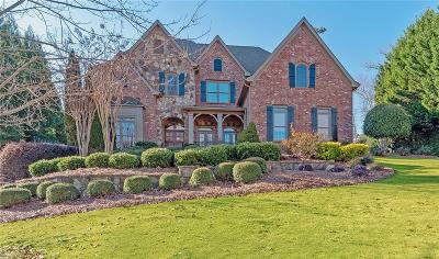 Suwanee Single Family Home For Sale: 9040 Coventry Pointe Pointe