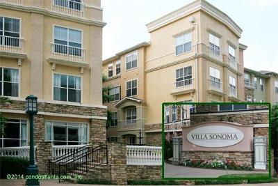 Brookhaven Condo/Townhouse For Sale: 10 Perimeter Summit Boulevard #1408