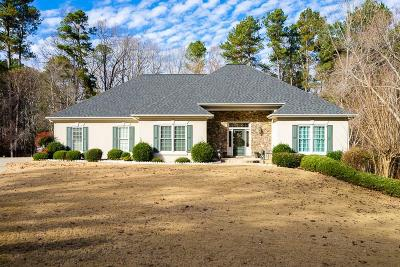 Suwanee Single Family Home For Sale: 1225 Swan Mill Court