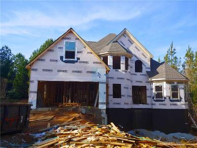 Lithonia Single Family Home For Sale: 4191 Brooks Mill Drive