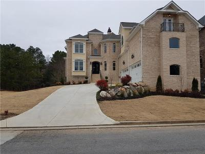 Johns Creek Single Family Home For Sale: 3366 Jamont Boulevard
