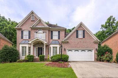 Dunwoody Single Family Home For Sale: 4667 Glenshire Place