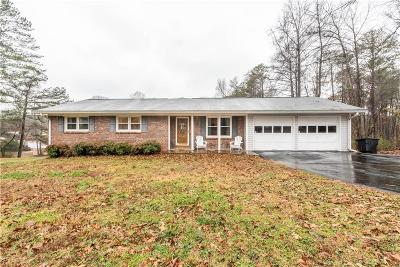 Woodstock Single Family Home For Sale: 4694 Waters Road