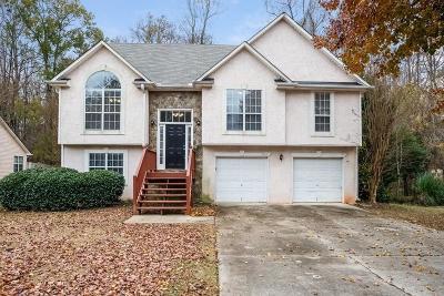 Stockbridge Single Family Home For Sale: 153 Parkside Drive