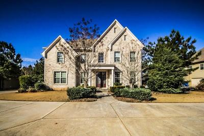 Tyrone Single Family Home For Sale: 125 Delamere Place