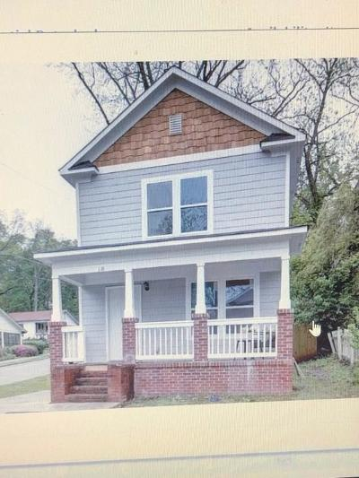 Single Family Home For Sale: 118 Haygood Avenue SE