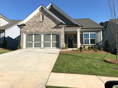 Holly Springs Single Family Home For Sale: 135 Fieldbrook Crossing