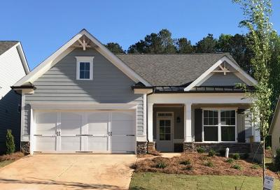 Holly Springs Single Family Home For Sale: 139 Fieldbrook Crossing