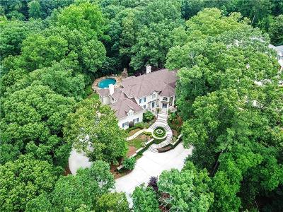 Buckhead Single Family Home For Sale: 1965 W Wesley Road NW
