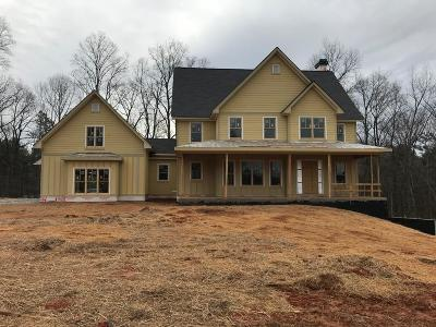 Milton Single Family Home For Sale: 15785 Bon Endriot Drive