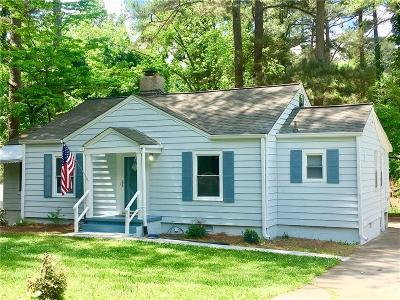 College Park Single Family Home For Sale: 3425 Harris Drive