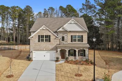 Snellville Single Family Home For Sale: 1640 Karis Oak Lane