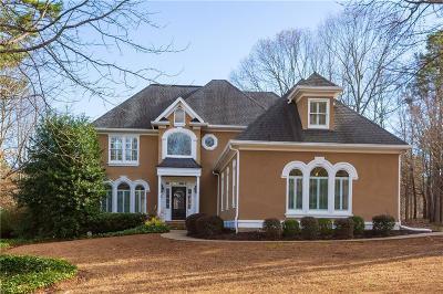 Milton  Single Family Home For Sale: 14455 Eighteenth Fairway