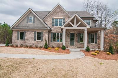 Flowery Branch Single Family Home For Sale: 5938 Manor View Lane