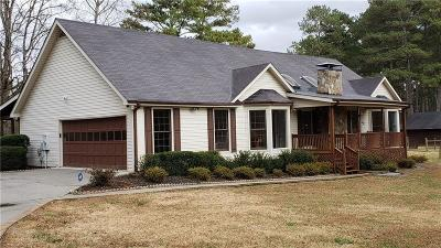 Snellville Single Family Home For Sale: 3474 Pate Drive