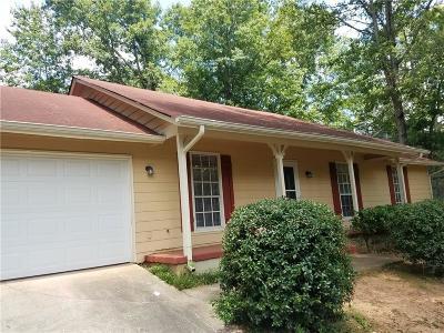 Peachtree Corners Single Family Home For Sale: 6057 Peachmont Terrace