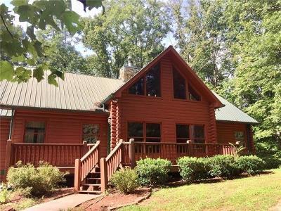 Ellijay Single Family Home For Sale: 29 Elm Lane