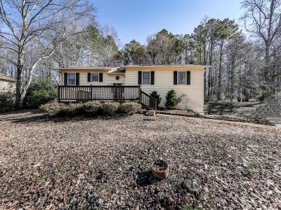 Acworth Single Family Home For Sale: 6284 New Mill Trail