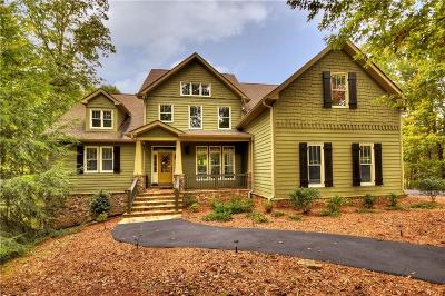 Ellijay Single Family Home For Sale: 400 N Harris Creek Drive
