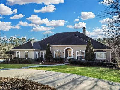 Fayetteville Single Family Home For Sale: 100 Lakeside Trail