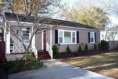Atlanta Single Family Home For Sale: 1068 Vista Trail NE