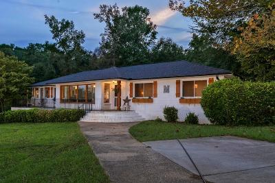 Austell Single Family Home For Sale: 6000 South Avenue