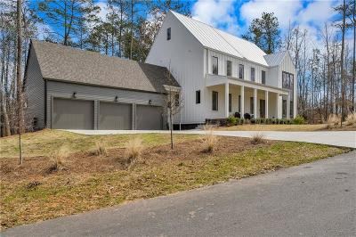 Milton  Single Family Home For Sale: 12575 Sibley Lane