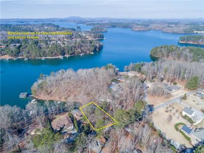 Buford Single Family Home For Sale: 6136 Lake Lanier Heights Road