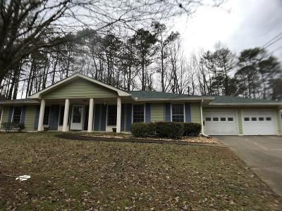 Duluth Single Family Home For Sale: 3413 Star Pine Court