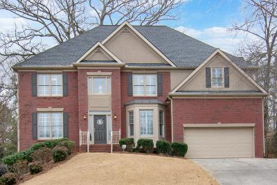 Suwanee Single Family Home For Sale: 378 Vista Lake Drive