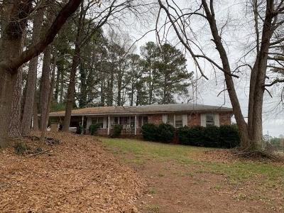 Tucker Single Family Home For Sale: 203 Linda Drive