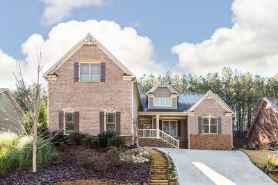 Acworth Single Family Home For Sale: 5211 Bowsprit Pointe