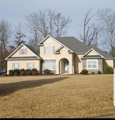 Fayetteville Single Family Home For Sale: 105 Miller Lane