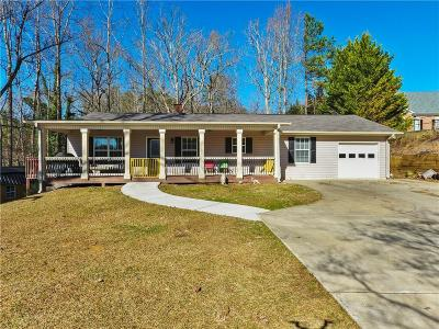 Gainesville Single Family Home For Sale: 2057 Beverly Road