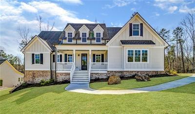 White Single Family Home For Sale: 222 Wilshire Terrace