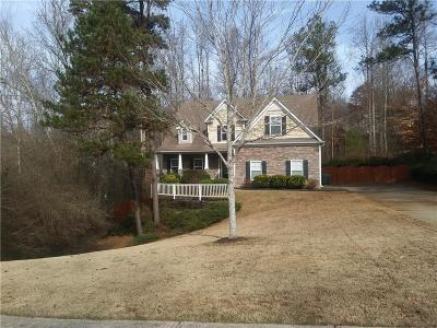 Flowery Branch Single Family Home For Sale: 5438 Mulberry Preserve Drive
