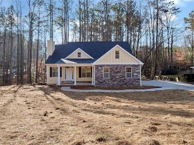 Woodstock Single Family Home For Sale: 3002 Old Virginia Trail