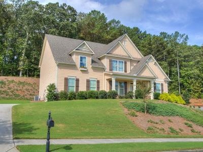 Roswell Single Family Home For Sale: 150 Pineridge Way