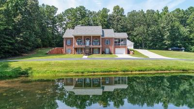 Carroll County, Coweta County, Douglas County, Haralson County, Heard County, Paulding County Single Family Home For Sale: 4960 Cool Springs Road