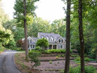 Buckhead Single Family Home For Sale: 914 Davis Drive