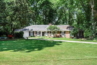Atlanta Single Family Home Contingent-Due Diligence: 1025 Coronado Drive NW