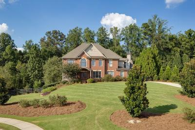 Milton  Single Family Home For Sale: 385 Creek Point