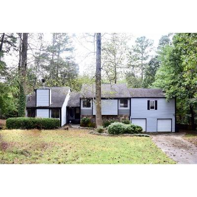 Snellville Single Family Home For Sale: 1870 Abercorn Way