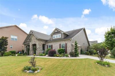 Acworth Single Family Home For Sale: 539 Olympic Way